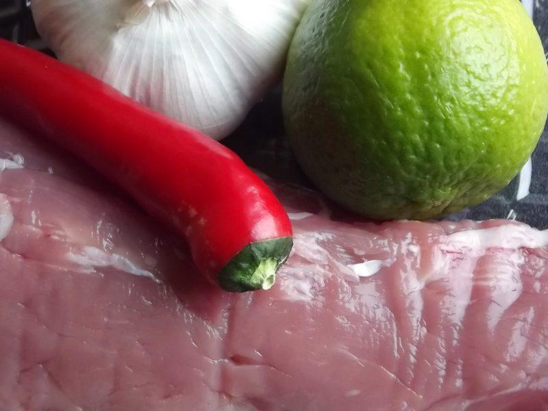 citroen ahornsiroop en cayennepeper