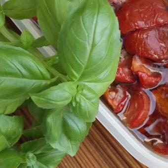 Spaghetti met gedroogde tomaatjes en balsamico_2