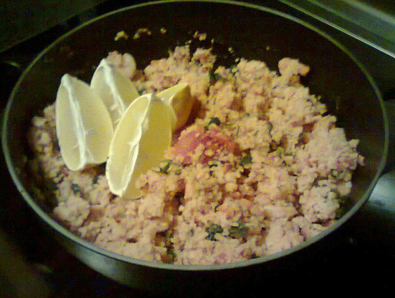 siciliaanse couscous