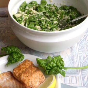 harissa-zalm-met-citroen-spinaziecouscous