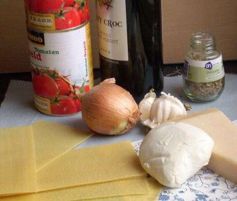 simpele klassieke lasagne