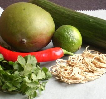 thaise-rosbiefsalade-met-mango