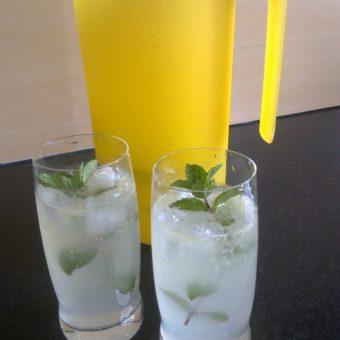 verfrissend-zomerdrankje-met-gember-en-munt