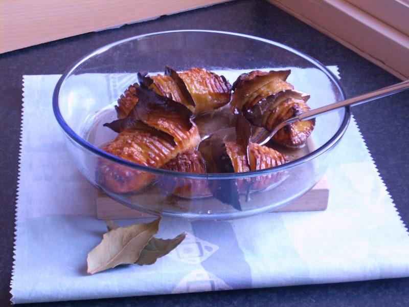 zweedse aardappeltjes