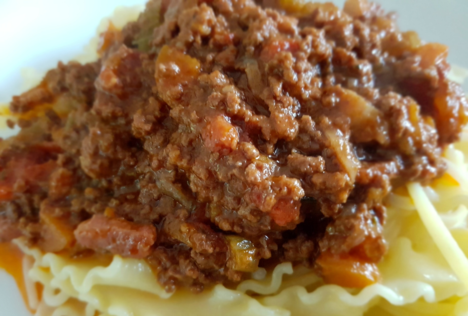 Slowcooked Bolognese Saus Ragu Uit De Klassieke Italiaanse Keuken Cook Book