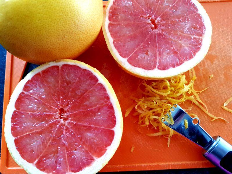 Grapefruitcake